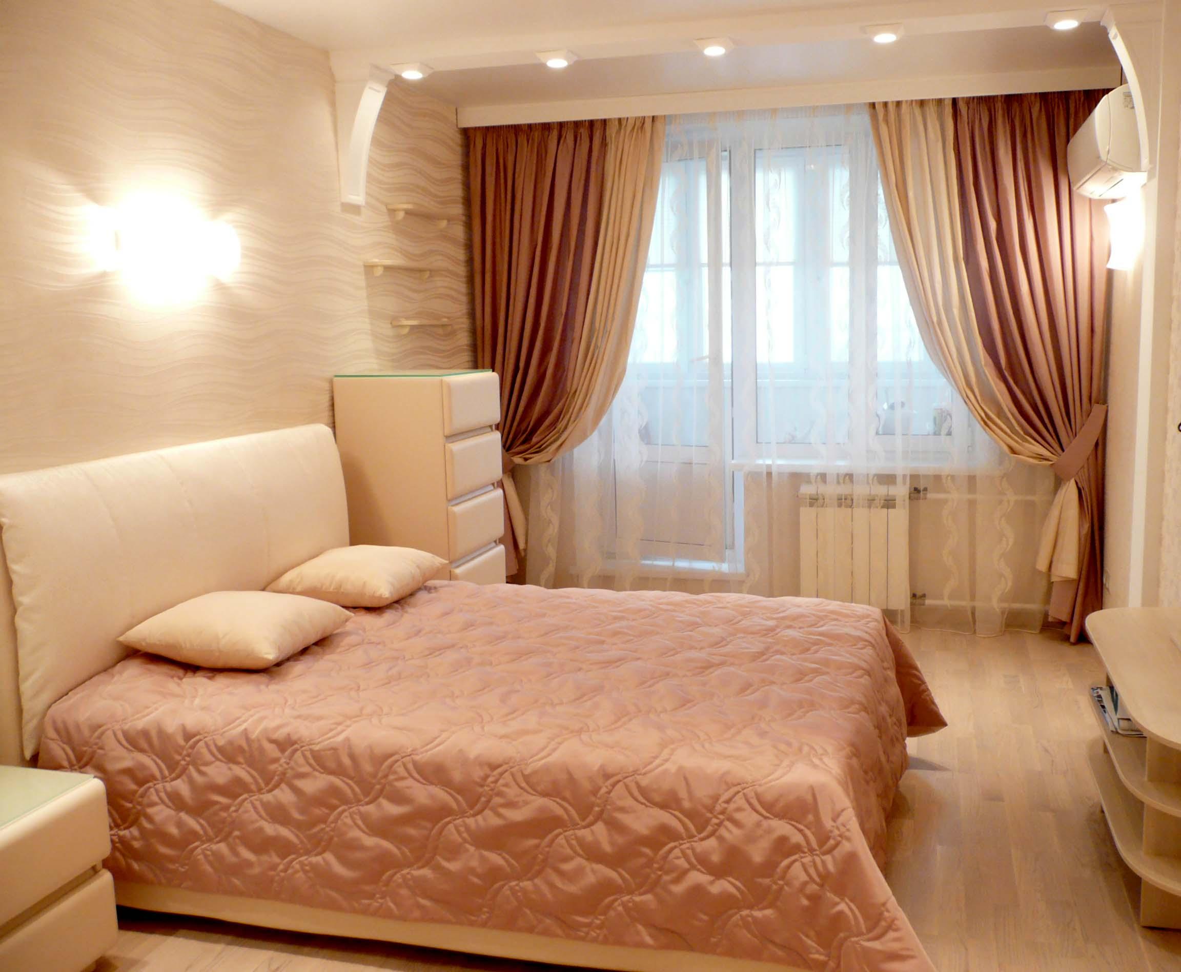 Балконные шторы. шторы для спальни с балконом in в спальню 8.